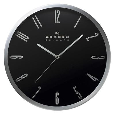 SKAGEN DENMARK Clock 12インチ 掛時計