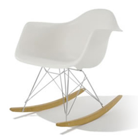 Eames Shell Chair Armchair RAR.
