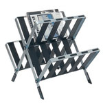 REXITE MAGAZINE RACK NEWS