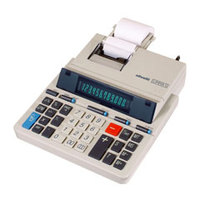 Olivetti Calculator SUMMA 12