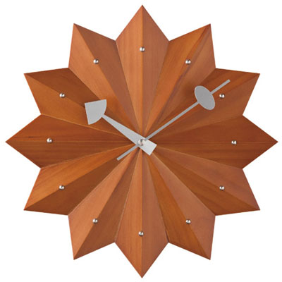 George Nelson Medallion Clock
