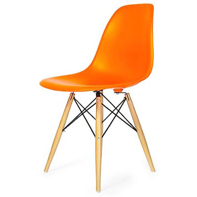 Eames Dining Side Chair DSW