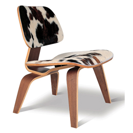 Eames Lounge Chair Wood LCW