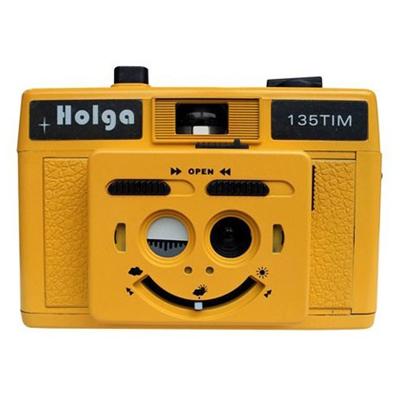 【トイカメラ】ホルガ HOLGA135TIM イエロー