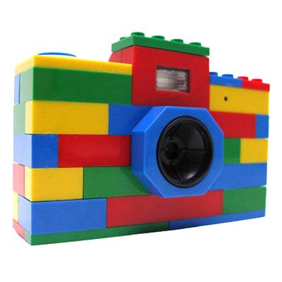 レゴ型トイデジ