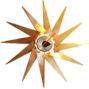 George Nelson Turbine Clock